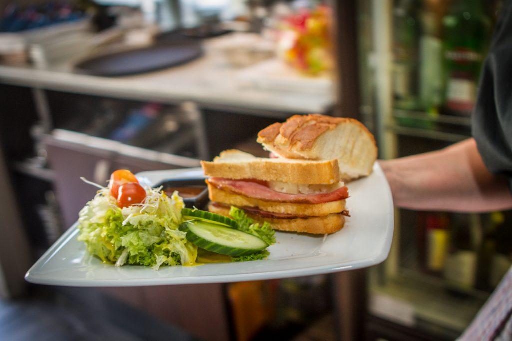 Sandwich markt 10